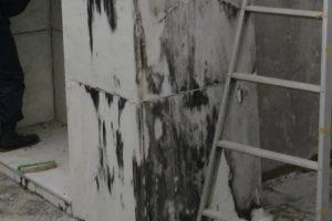 ビアンコカララを使用したお墓の洗浄&コーティング