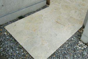 琉球石灰岩の黒カビ防止コーティングで綺麗が長持ち!