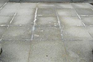 エフロエッセンス(白華)カビが発生している御影石でも修復可能