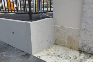 コンクリート表面被覆工法と琉球石灰岩コーティング